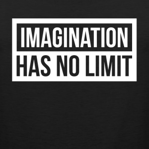 IMAGINATION HAS NO LIMIT Sportswear - Men's Premium Tank