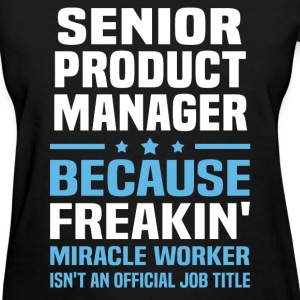 Senior Product Manager - Women's T-Shirt