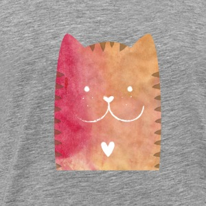 Cute Cat T-Shirts - Men's Premium T-Shirt