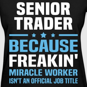 Senior Trader T-Shirts - Women's T-Shirt