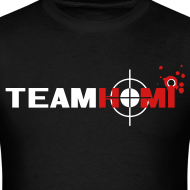 Design ~ Team Homi - Mens (black)