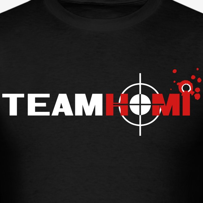 Team Homi - Mens (black)