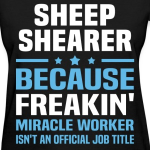 Sheep Shearer T-Shirts - Women's T-Shirt