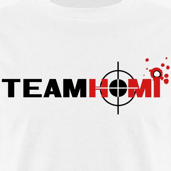 Team Homi - mens (white)