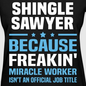 Shingle Sawyer T-Shirts - Women's T-Shirt