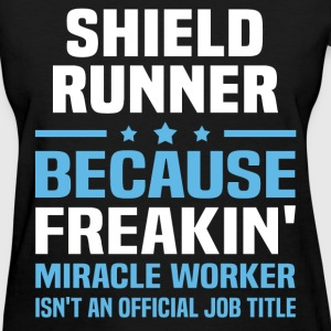Shield Runner T-Shirts - Women's T-Shirt
