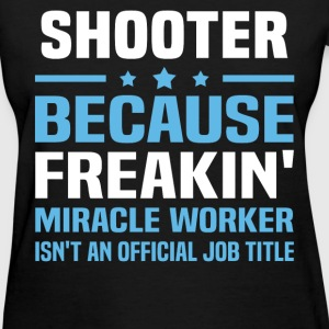 Shooter T-Shirts - Women's T-Shirt