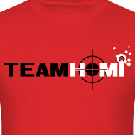 Design ~ Team Homi - Men's (red)