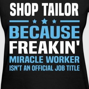 Shop Tailor T-Shirts - Women's T-Shirt