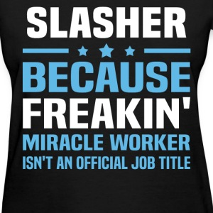 Slasher T-Shirts - Women's T-Shirt