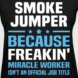 Smoke Jumper T-Shirts - Women's T-Shirt