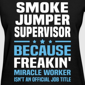 Smoke Jumper Supervisor T-Shirts - Women's T-Shirt