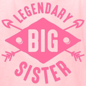 Legendary Big Sister Kids' Shirts - Kids' T-Shirt