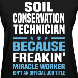 Soil Conservation Technician T-Shirts - Women's T-Shirt