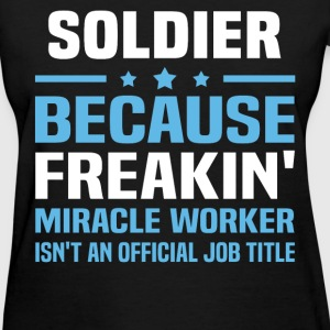 Soldier T-Shirts - Women's T-Shirt