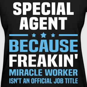 Special Agent T-Shirts - Women's T-Shirt