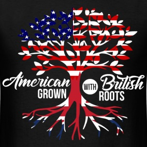 American British T-Shirts - Men's T-Shirt