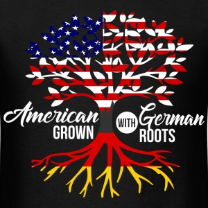 American German T-Shirts - Men's T-Shirt