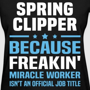 Spring Clipper T-Shirts - Women's T-Shirt