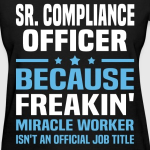 Sr. Compliance Officer T-Shirts - Women's T-Shirt