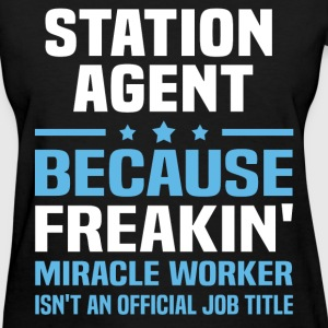 Station Agent T-Shirts - Women's T-Shirt