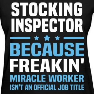 Stocking Inspector T-Shirts - Women's T-Shirt