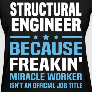 Structural Engineer T-Shirts - Women's T-Shirt