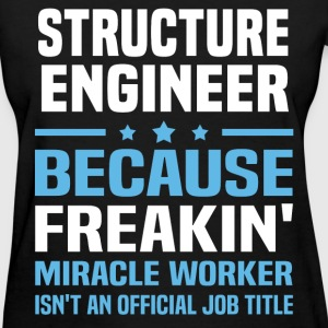 Structure Engineer T-Shirts - Women's T-Shirt