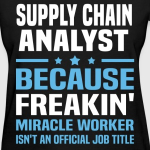 Supply Chain Analyst T-Shirts - Women's T-Shirt