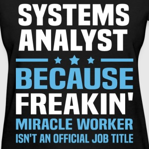 Systems Analyst T-Shirts - Women's T-Shirt