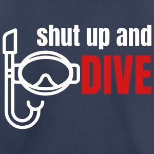 Diving Baby & Toddler Shirts - Toddler Premium T-Shirt