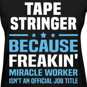 Tape Stringer T-Shirts - Women's T-Shirt