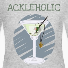 Ackleholic Long Sleeve Shirts