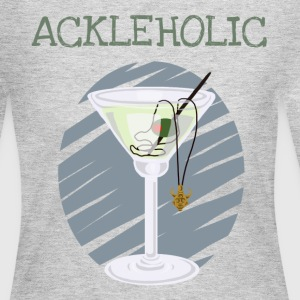 Ackleholic Long Sleeve Shirts - Women's Long Sleeve Jersey T-Shirt