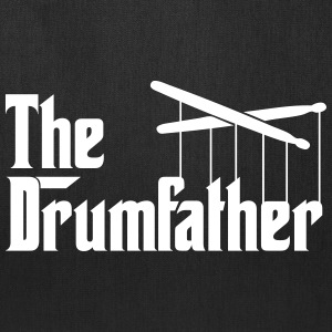 Drummer - The Drumfather Bags & backpacks - Tote Bag