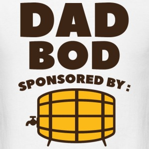 Dad Bod - Men's T-Shirt