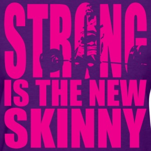 Strong Is The New Skinny - Deadlift Iconic T-Shirts - Women's T-Shirt