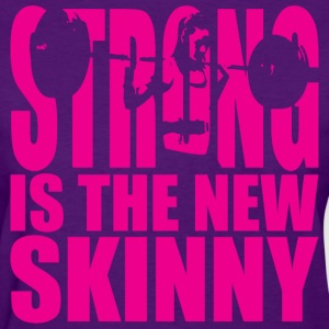 Strong Is The New Skinny - Squat Iconic T-Shirts - Women's T-Shirt