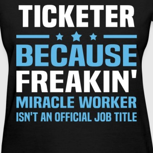 Ticketer T-Shirts - Women's T-Shirt