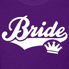 Bride Crown T-Shirt WF
