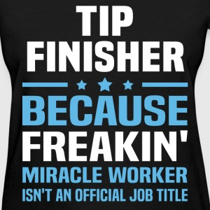 Tip Finisher T-Shirts - Women's T-Shirt