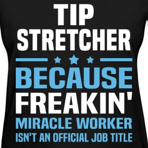 Tip Stretcher T-Shirts - Women's T-Shirt