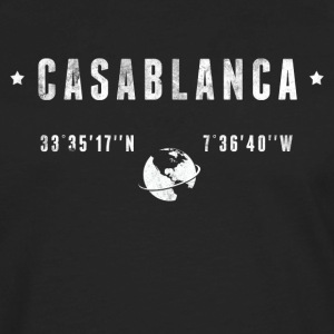 Casablanca Long Sleeve Shirts - Men's Premium Long Sleeve T-Shirt