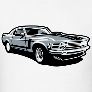 Boss Mustang - Men's T-Shirt