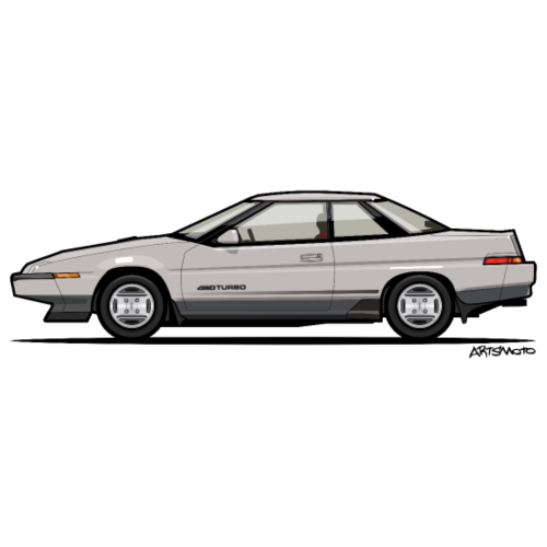 Subaru Alcyone XT/Vortex 4WD Turbo