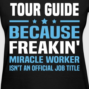 Tour Guide T-Shirts - Women's T-Shirt