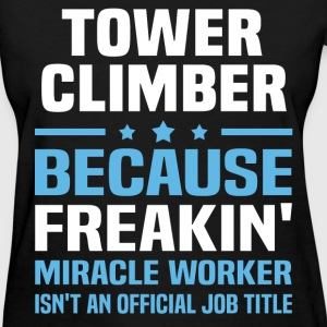 Tower Climber T-Shirts - Women's T-Shirt