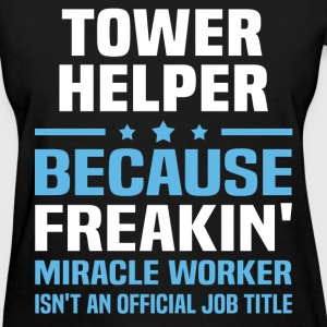 Tower Helper T-Shirts - Women's T-Shirt