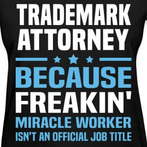 Trademark Attorney T-Shirts - Women's T-Shirt