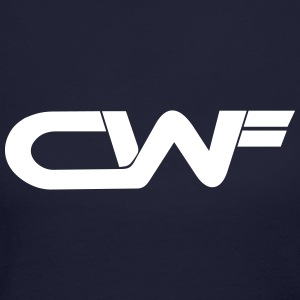 CWF Women's Long Sleeve Jersey Tee - White - Women's Long Sleeve Jersey T-Shirt